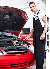 auto, mechanic.