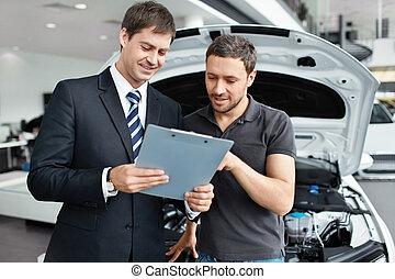 automobile, acquisto