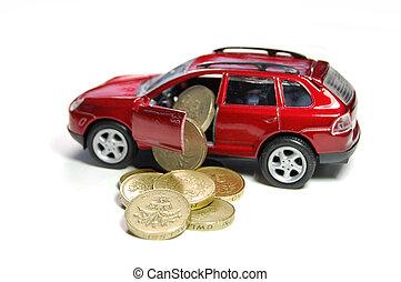automobile, finanza