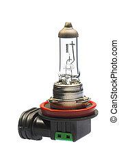automobile, lampada