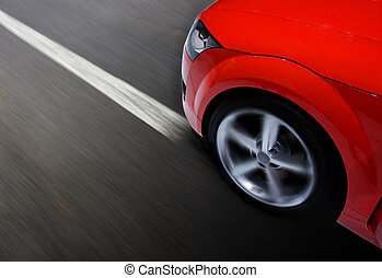 automobile, offuscamento, spostamento, digiuno, sport