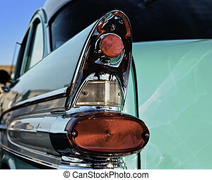 automobile, pinna, 50s