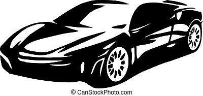 automobile, sport