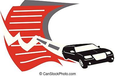 automobilistico, documento