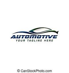 automobilistico, logotipo