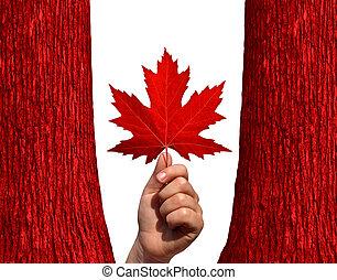 autunno, canadese