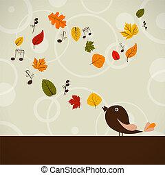 autunno, canzone