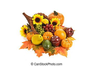 autunno, cornucopia