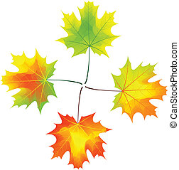 autunno, croce