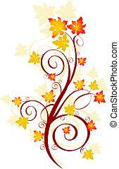 autunno, turbine