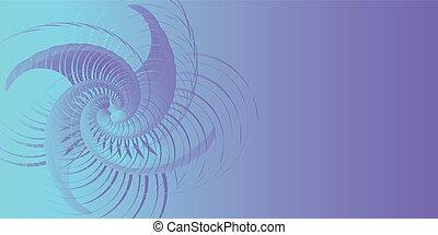 aviatore, bandiera, astratto, immagine, pattern., blu, text., colorare