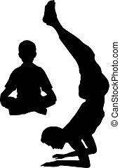 babbo, yoga