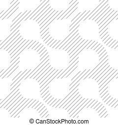 backgr, semplice, modello, -, diagonale, vettore, linee, bianco, geometrico
