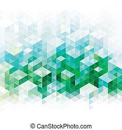 backgrounds., estratto verde