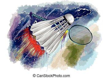 badminton, campionato