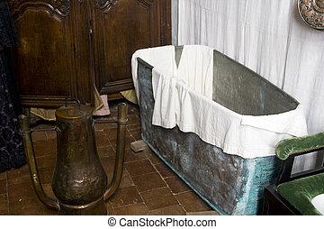 bagno, 17 secolo