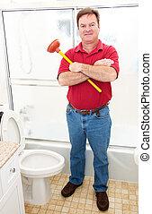 bagno, idraulico