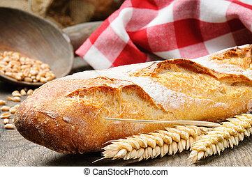 baguette, francese