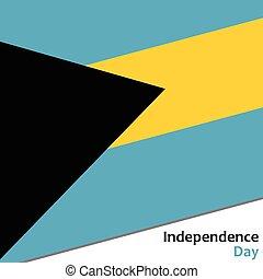 bahamas, giorno, indipendenza