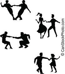 ballerini, pensare, altalena