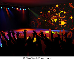 ballo, festa