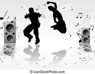 ballo, paio, musica
