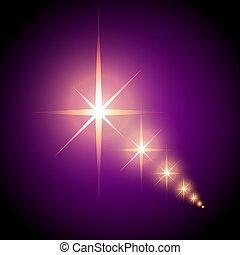 baluginante, imporpori sfondo, stelle