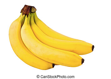 banane, mazzo