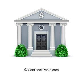 banca, icona