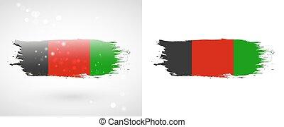 bandiera, afghanistan