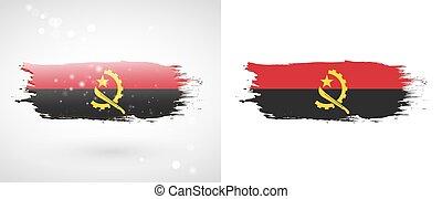 bandiera, angola