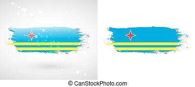 bandiera, aruba