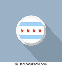 bandiera, chicago
