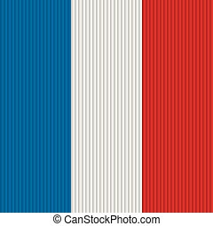 bandiera, fondo, francia