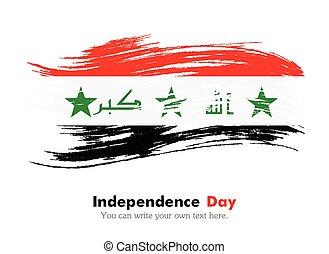 bandiera, iraq