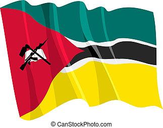 bandiera, mozambico