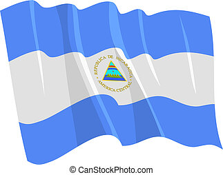 bandiera, nicaragua