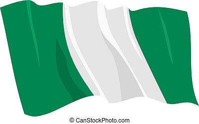 bandiera, nigeria