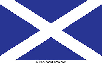 bandiera, scozzese