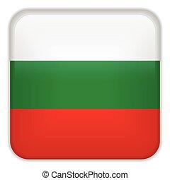 bandiera, smartphone, applicatio, bulgaria