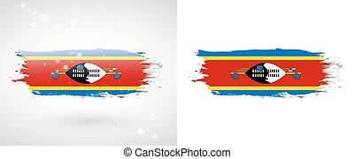 bandiera, swaziland