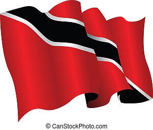 bandiera, tobago, trinidad