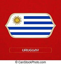 bandiera, uruguay