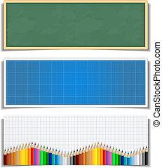 bandiere, educazione