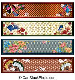 bandiere giapponesi, tradizionale