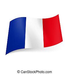 bandierina condizione, francia
