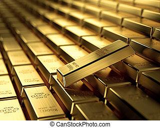 barre, oro