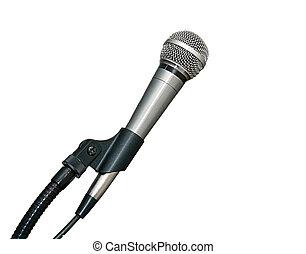 basamento microfono