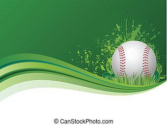 baseball, fondo