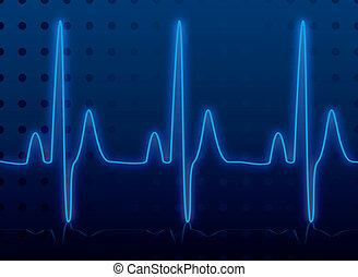 battito cardiaco, splendore